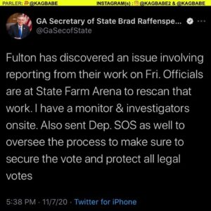 """More """"glitches,"""" nothing to see here folks, carry on."""