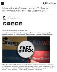 Curious disinformation peppered in this article. Mostly accurate however a few c