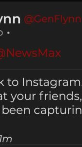 General Flynn on Newsmax