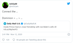 Inside Prince Harrys close friendship with Joe Biden's wife Jill