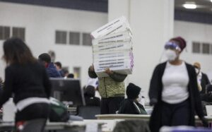 Michigan Attorney Urges Judge to Order Audit Over Election Fraud Claims  via @ep