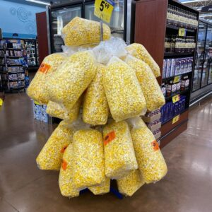Think this is enough popcorn for this week's marathon? Asking for frens.FREN:
