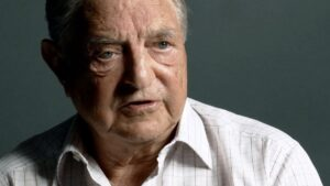 Read more about the article George Soros Breaks Silence on Right-Wing Conspiracies.   Soros' Son and Lord Ma