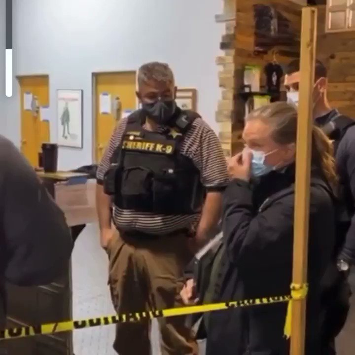 You are currently viewing BUFFALO NY: Business Owners Stand Up, Fight back and Kick out  Sheriff & Health
