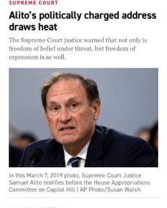 """Read more about the article """"We need to prevent free speech from becoming a second-tier constitutional right"""