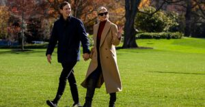 Kushner heads to Middle East in an attempt to settle tensions between leaders |