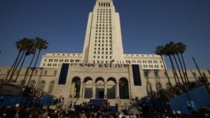DOJ charges former Deputy Mayor & aide to Los Angeles Mayor Eric Garcetti with m