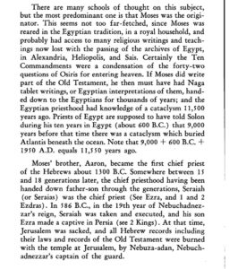 Read more about the article So Moses wrote the biblical Adam & Eve story?   Based upon the same Sumerian Tab