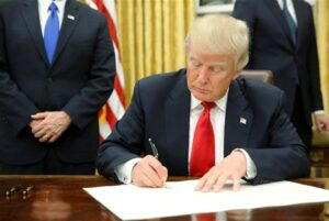 #BREAKING: President Trump has signed an executive order that will grant funds d