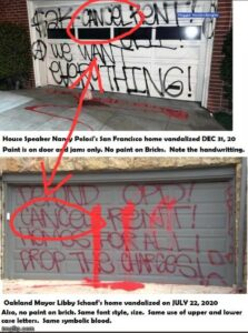 Read more about the article What are the odds?   Might want to hire a different graffiti service next time @