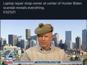 Laptop repair shop owner on Hannity