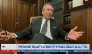 Trump Attorney Michael Van Der Veen Says He Sent His Children to Secretive Location, Has Hired Armed Guards at Home and Work due to Threats (VIDEO)
