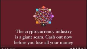 The cryptocurrency industry is a giant scam. Cash out now before you lose all your money – #17 by tomjay – Technology