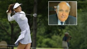 Women's golf star Michelle Wie tees off on Rudy Giuliani after panties 'joke' — RT Sport News