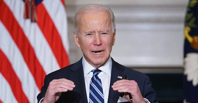 Biden's 'Climate Change' Policies Erase U.S. Energy Independence, Lock Down Trillions in Natural Resources