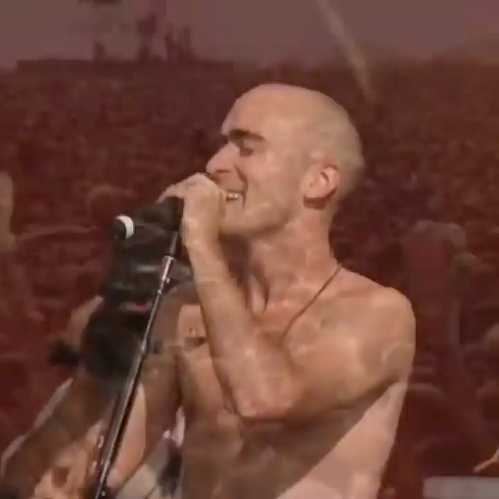 I can't explain how seeing this Live performance at Woodstock 99 took Me back &