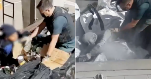 Migrants Found Hiding In Trash, Toxic Ash Bound for Europe