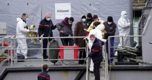 Number of Boat Migrants Reaching UK On Pace To Shatter Last Year's Count