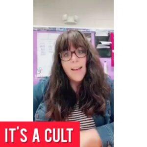It's a cult