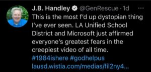 LA Unified School District and Microsoft just affirmed everyone's greatest fears in the creepiest video of all time.