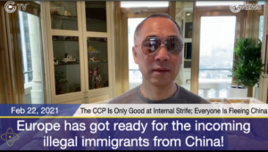 The CCP Is Only Good at Internal Strife; Everyone Is Fleeing China – GNEWS