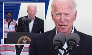'What am I doing here?' Biden becomes disoriented during Texas visit in – #45 by Wendell – Politics