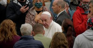 Pope Francis arrives in Iraq to rally Christians, make ties with Muslims