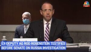 Read more about the article Deep State Rod Rosenstein Now Admits He Talked with Andrew McCabe About Recording President Trump — After Lying During Senate Testimony