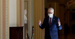 Senate Passes Partisan $1.9 Trillion Coronavirus Package