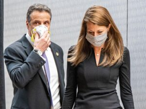 """Read more about the article Why Would The Highest Ranking Woman in Governor Cuomo's Administration, Melissa DeRosa, Say """"We Were Right to Laud Cuomo""""?"""
