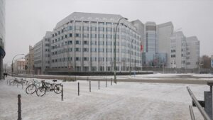 Read more about the article [News Takkyubin]Chinese Communist Embassy in Berlin was attacked – GNEWS