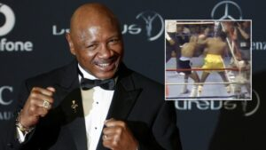 Fight fans share 'greatest 3 minutes in boxing history' in tribute to 'Marvelous' Marvin Hagler after death aged 66 (VIDEO) — RT Sport News