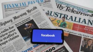 Facebook strikes 3yr pay-per-content deal with Rupert Murdoch's News Corp in Australia — RT World News