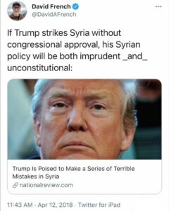 Read more about the article Slide 1. TRUMPY BETTER NOT! Slide 2. YAY BLOW EM UP BIDEN ! SEE HOW IT WORKS?