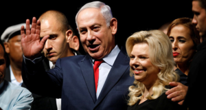 PANIC IN TEL AVIV You can't change the channel now.'Entirely a Lie': Netany