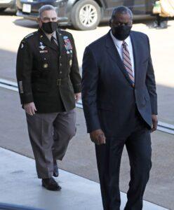 "U.S. Defense Secretary Lloyd Austin warns North Korea: U.S. forces are ready to ""fight tonight"""