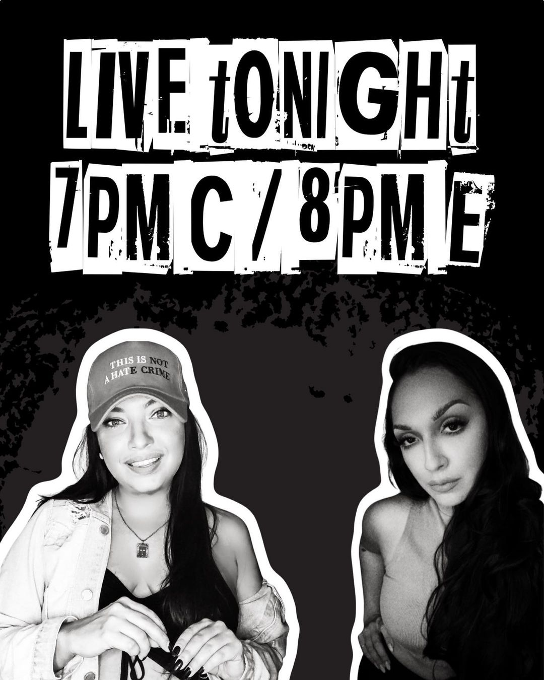 You are currently viewing and I will be snatching wigs and taking names tonight on live. 7C/8E .. We will