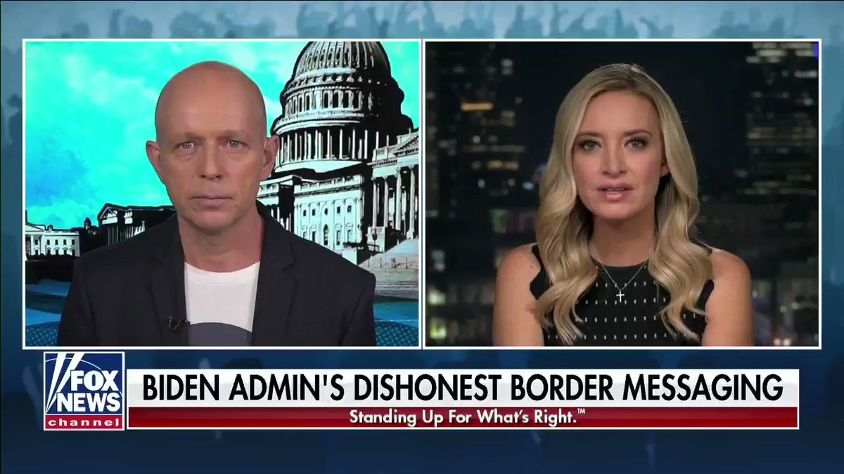 You are currently viewing .@kayleighmcenany reacts to the statement released today by former President Tru