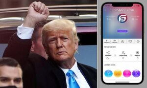 Trump 'in talks with a host of apps' to create his own social media platform
