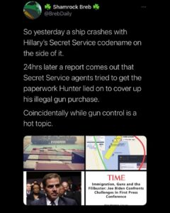 Read more about the article Whole lotta coincidences..