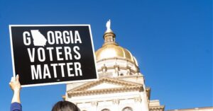 Georgia Election Integrity Law 'a Model' for the Country