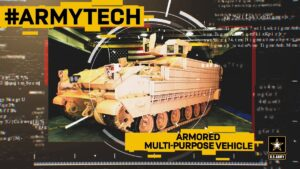 Read more about the article It's time to armor up!The Armored Multi-Purpose Vehicle is the replacement for