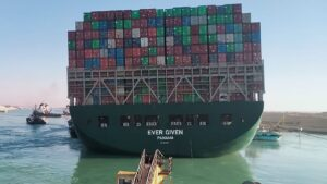 Read more about the article Maersk, the world's largest container shipping company, said today that the the