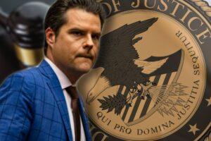 BOOM! Matt Gaetz DEMANDS FBI, DOJ to Release Recording of former DOJ Official Threatening His Family with Extortion