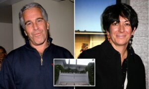 Florida woman accuses Epstein of repeatedly raping her with Maxwell's assistance