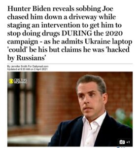 Get on with it and arrest this fuck Book deals  Biden Crime Family