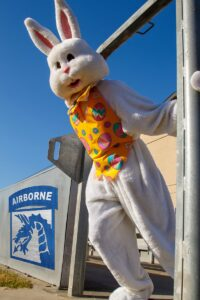 #HappyEaster from America's Contingency Corps.   Turns out, the Easter Bunny is