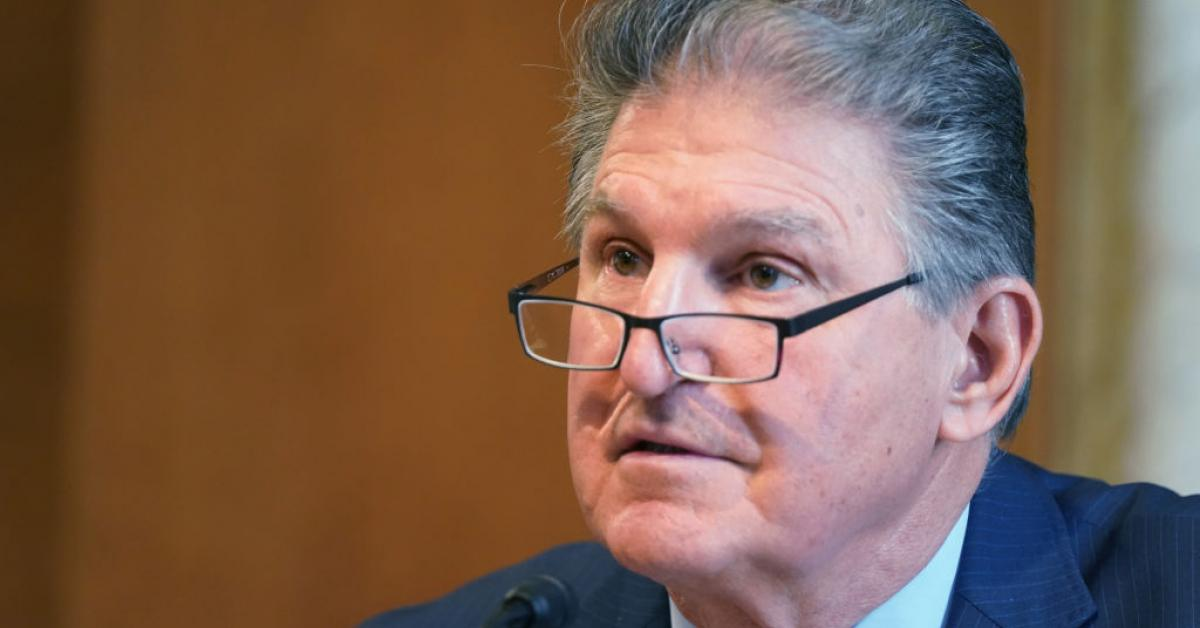 You are currently viewing Sen. Joe Manchin says infrastructure proposal 'needs to be changed'