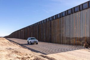 """Read more about the article Biden DHS Chief Considers Building More Sections of Border Wall to Fill in """"Gaps"""""""