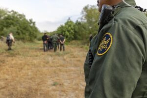 Read more about the article If you have an open border, you're  turning on a magnet — terror suspsects will